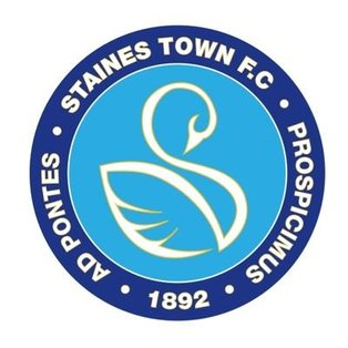 Ware 3 Staines Town 3