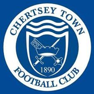 Chertsey Town 1 Ware 1