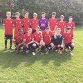 Under 14 Pumas beat Brickhill Wanderers 3 - 1