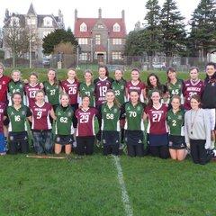 GCW v Edinburgh Uni B 08/11/14