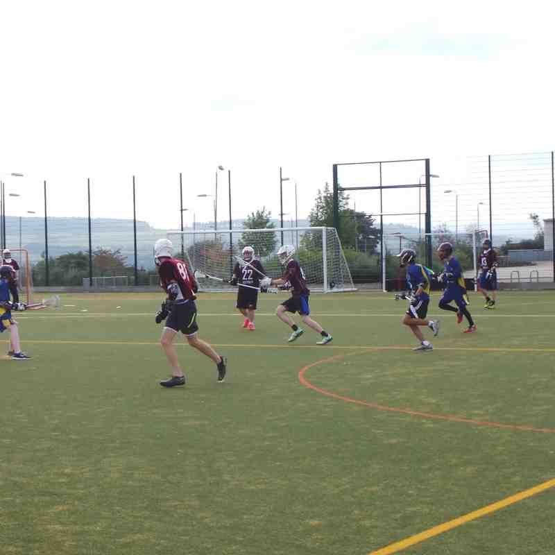 RGU v Aberdeen Uni 10-10-05