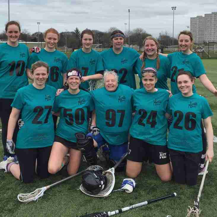 New Ladies Lacrosse Team in Aberdeen