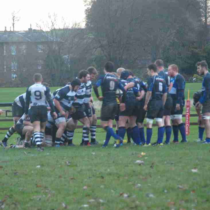 Crucial game coming up on Saturday against Dalziel