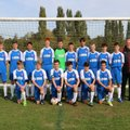 Thame Youth U16's beat Burnham Greens U16s 3 - 0