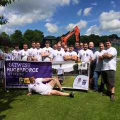 Nat West clean up this weekend