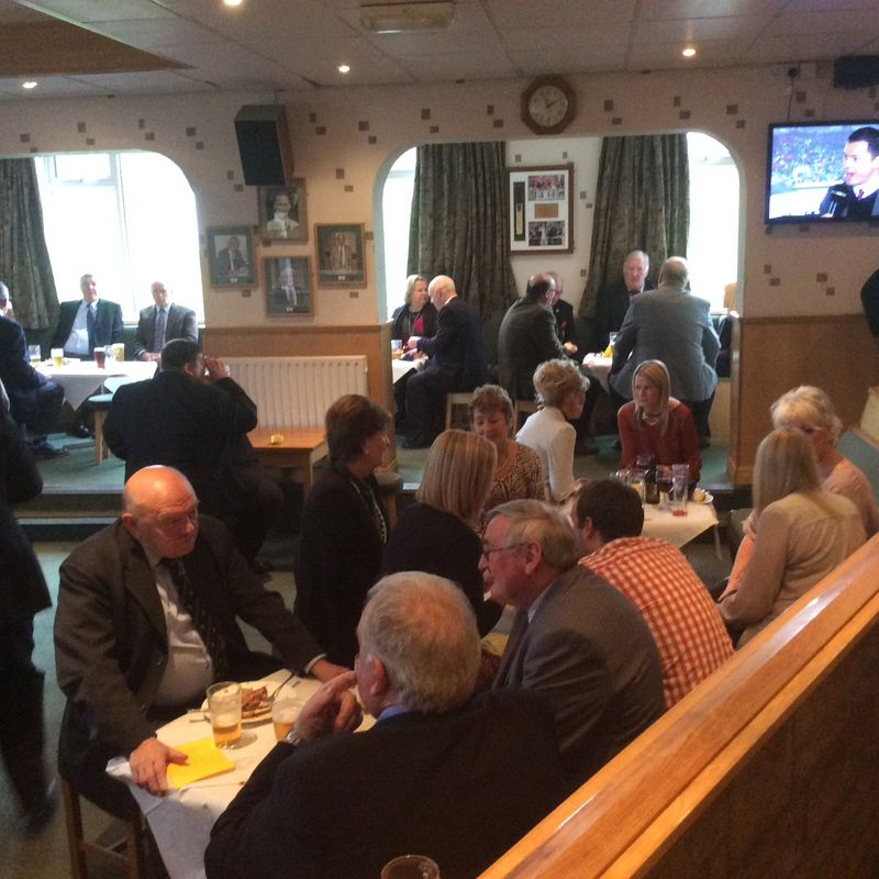 VP lunch 22nd April