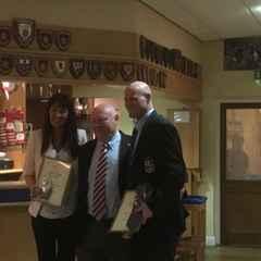 Lancashire volunteer award 2016