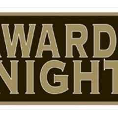 Junior awards evening  this Friday