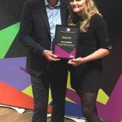 Anya wins award