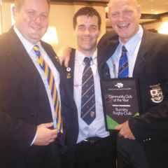 Burnley runners up at Sports awards