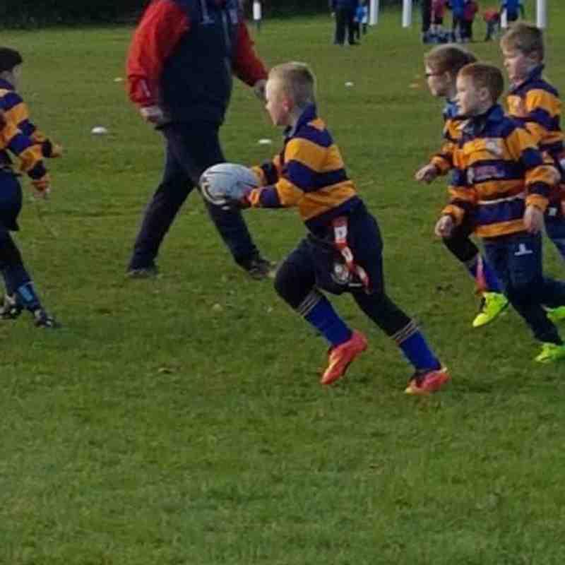 Juniors @ North Ribb photos by Tania Fleming/ Davina Barrowclough