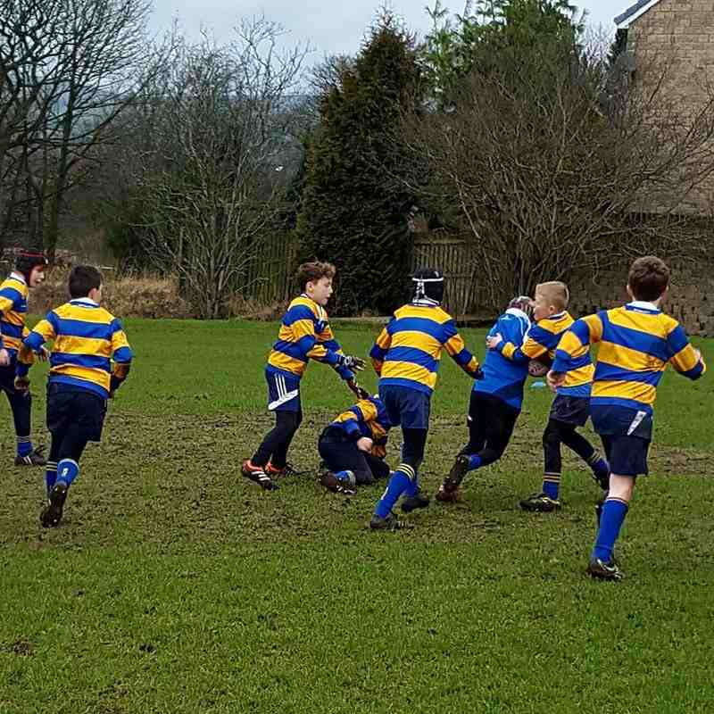 Burnley juniors v North Ribb/ Wharfedale by Tania Fleming