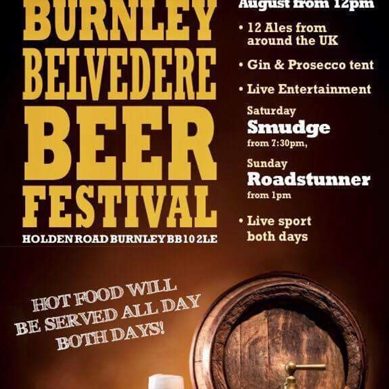 Beer Festival 12/13 th August