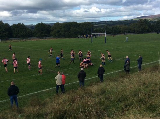 U15s v Vale of Lune