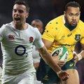 England v Australia this Saturday