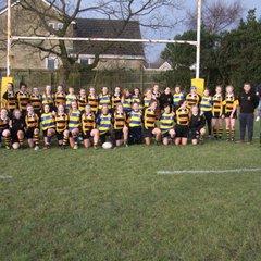 u15s girls v Telford Hornets
