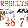 Burnley Ladies 48 Liverpool Collegiate 7