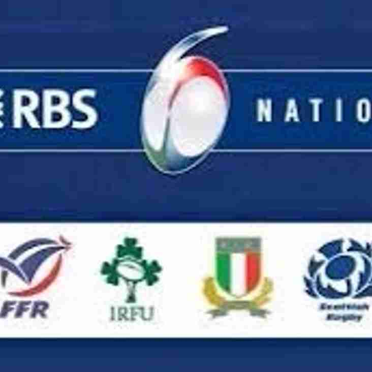 6 NATIONS TICKETS Last call