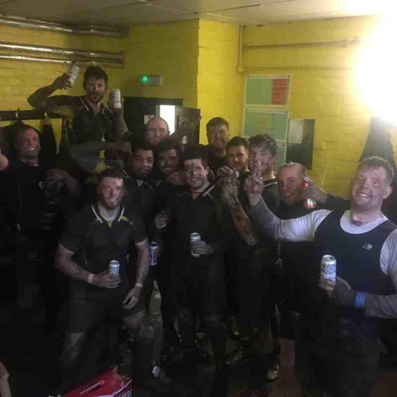 Northwich 2nd  v Bowdon 2 - Sat  8 Oct 2016