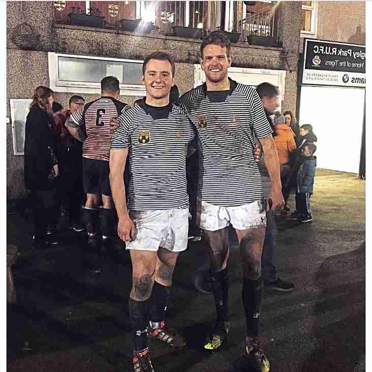 NRUFC players shine in Cheshire victory.