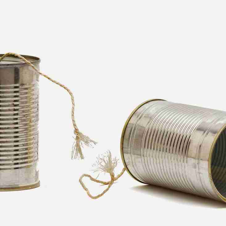 Are communications broken !