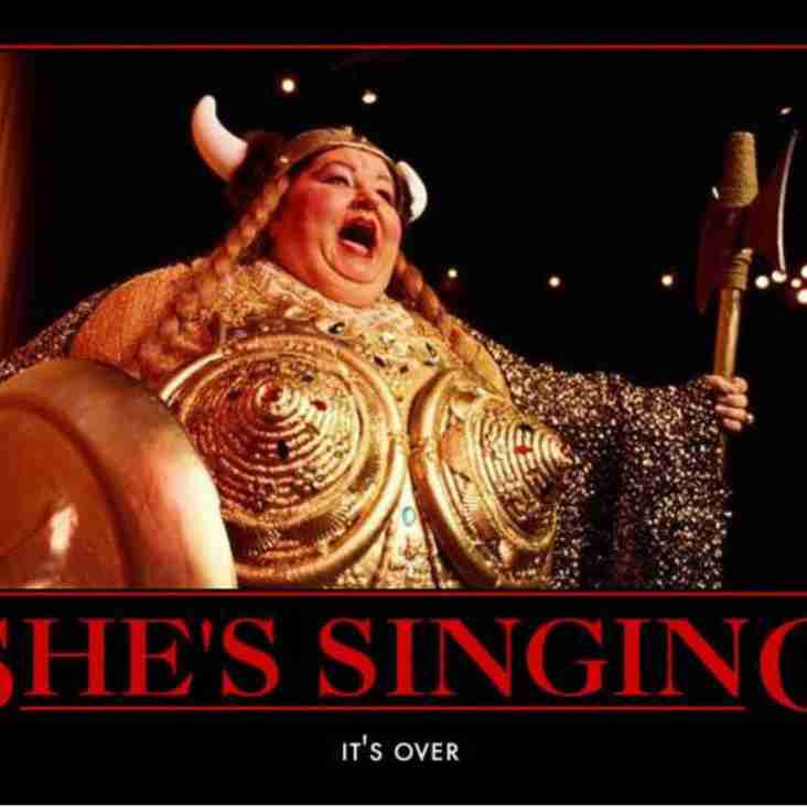 The fat lady sings for Northwich 1st