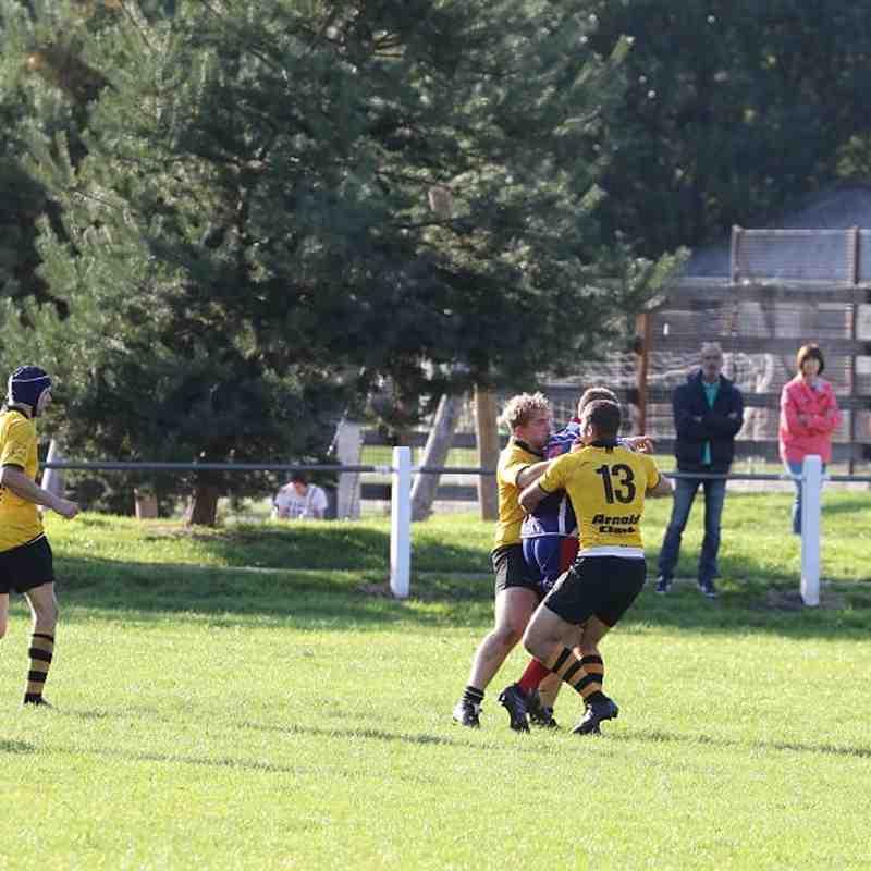 NRUFC V Blackburn