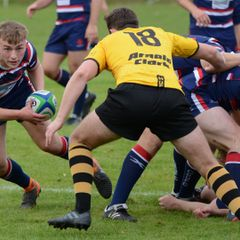 Northwich 1st v Carlisle
