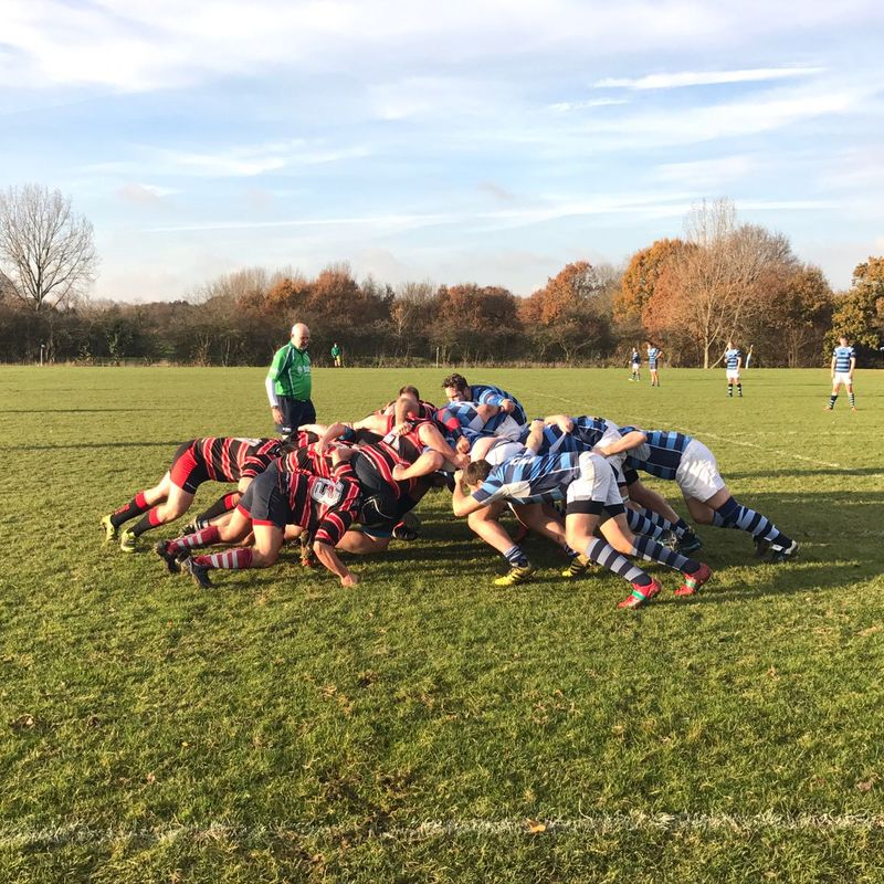 1st XV lose to Mersea Island 0 - 63