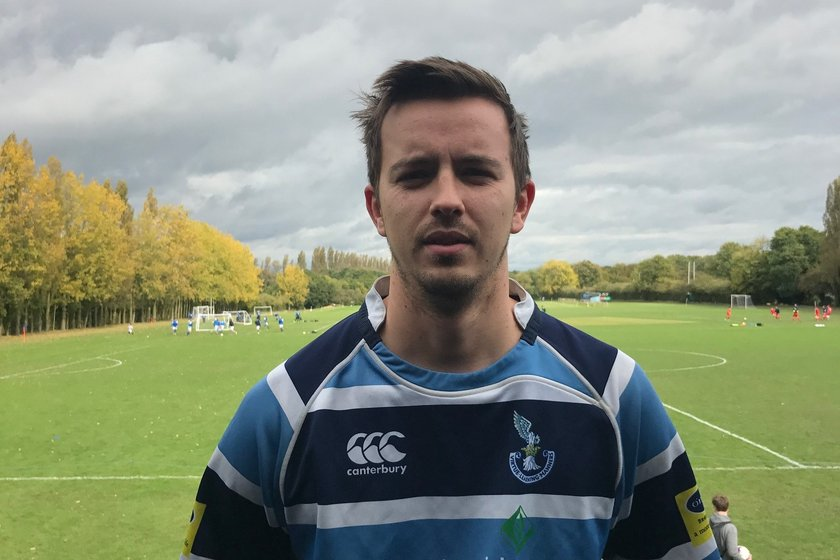 Match report - East London 3's Vs Old Brentwood 2's