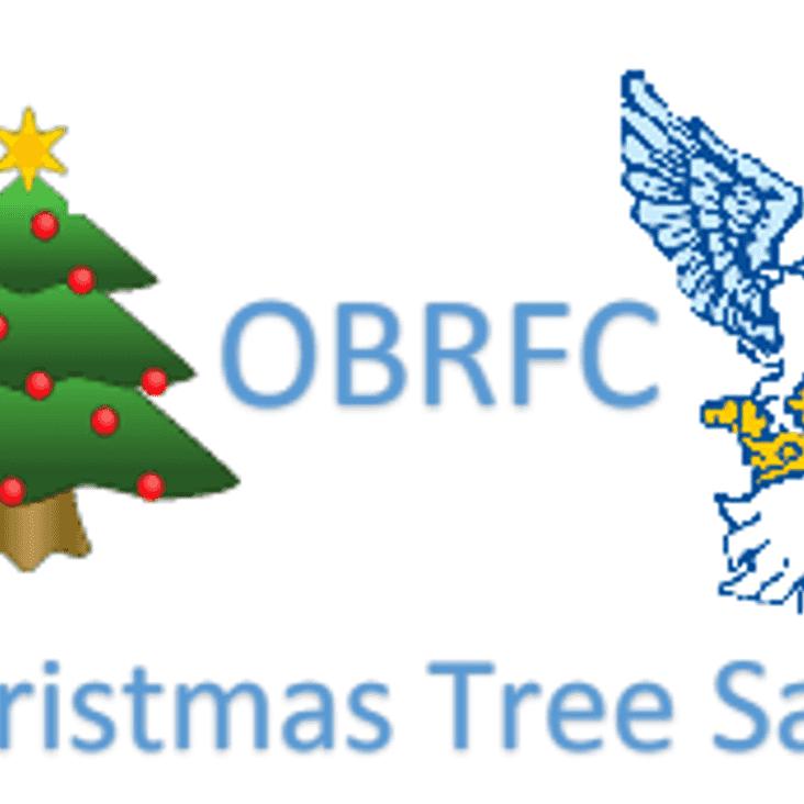 OBRFC Christmas Tree Sales