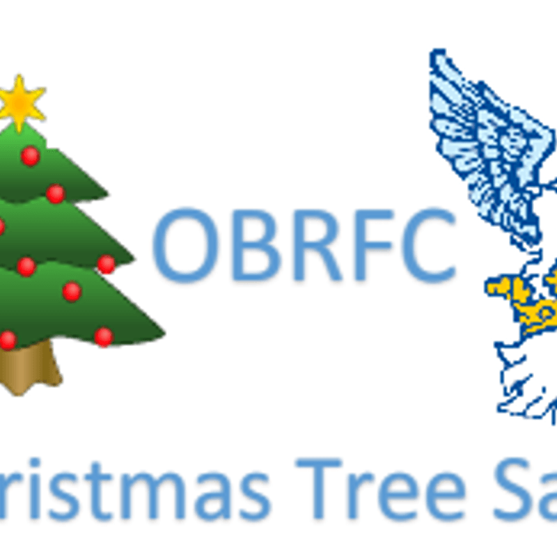 OBRFC Christmas Tree Sales