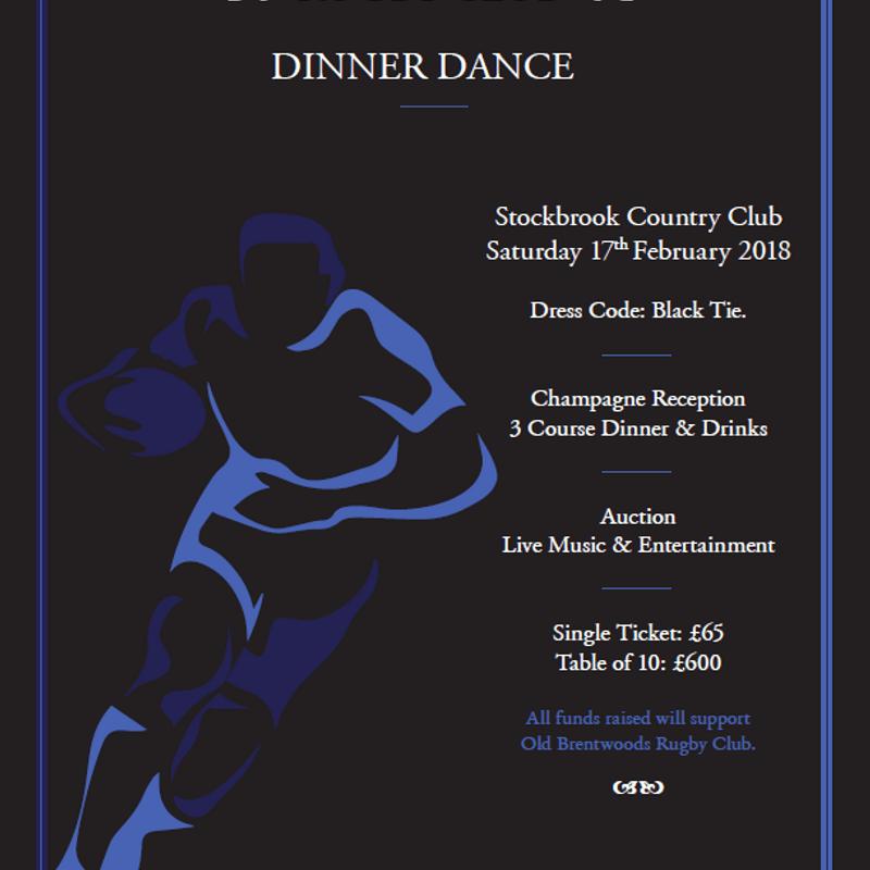 OBRFC Dinner Dance 2018