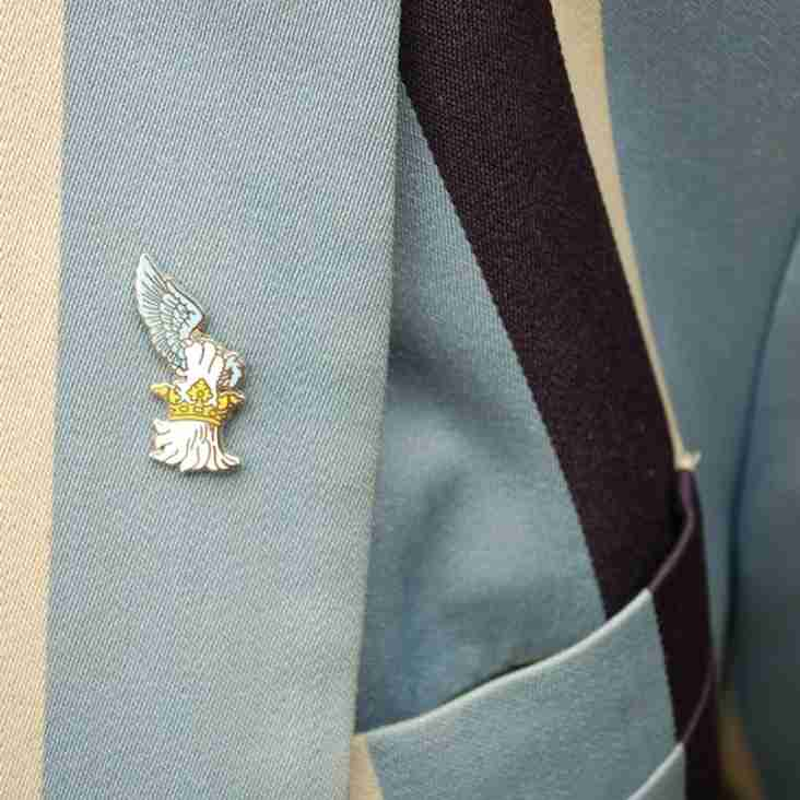 Club Blazer - Pre-order and fitting at the Club