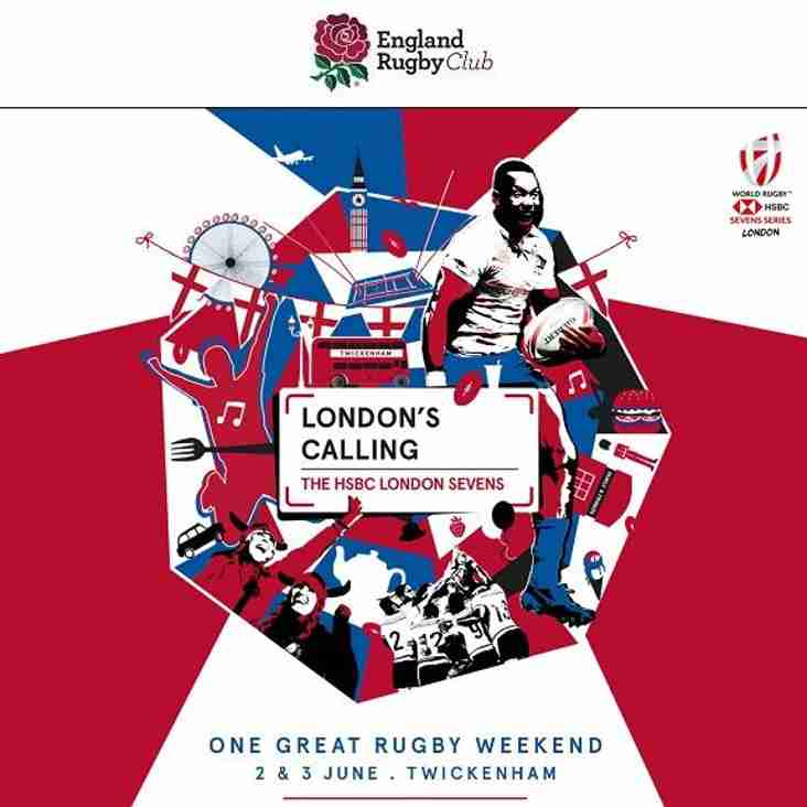 Up coming events at Twickenham
