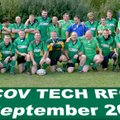 Coventry Tech RFC beat Manor Park 2nd's 67 - 7