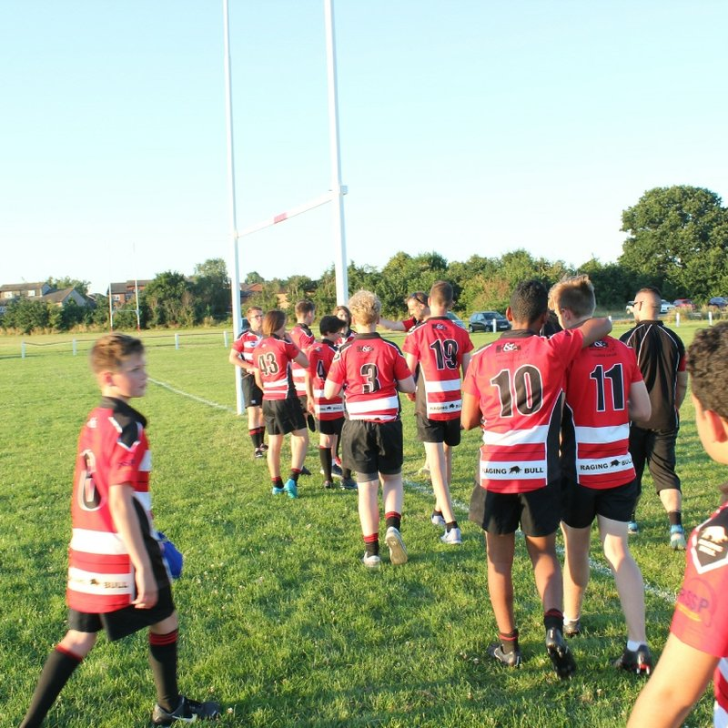 Play Rugby League in South West London!