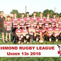 Under 14s lose to Brentwood Eels 46 - 10