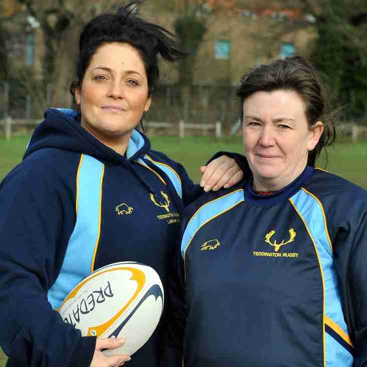 Age and experience no barrier for Teddington's Rugby Playing Mums