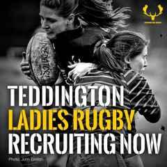 Teddington Ladies Now Recruiting for Next Season