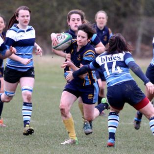 Ladies collect vital win