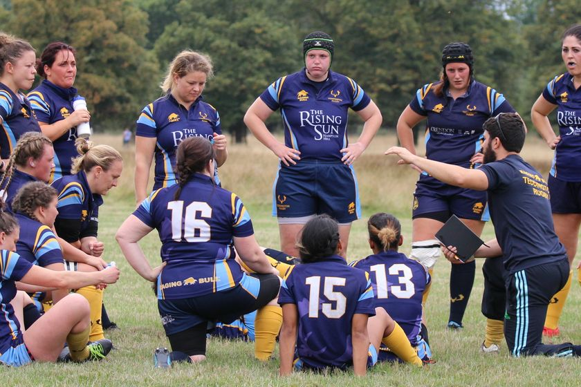 Teddington Women gear up for next season
