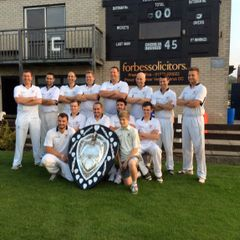 Palace Shield Winners 2014