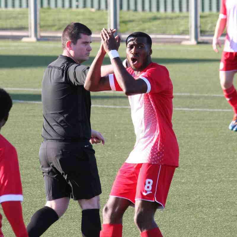 8th February Harlow 0-1 Uxbridge