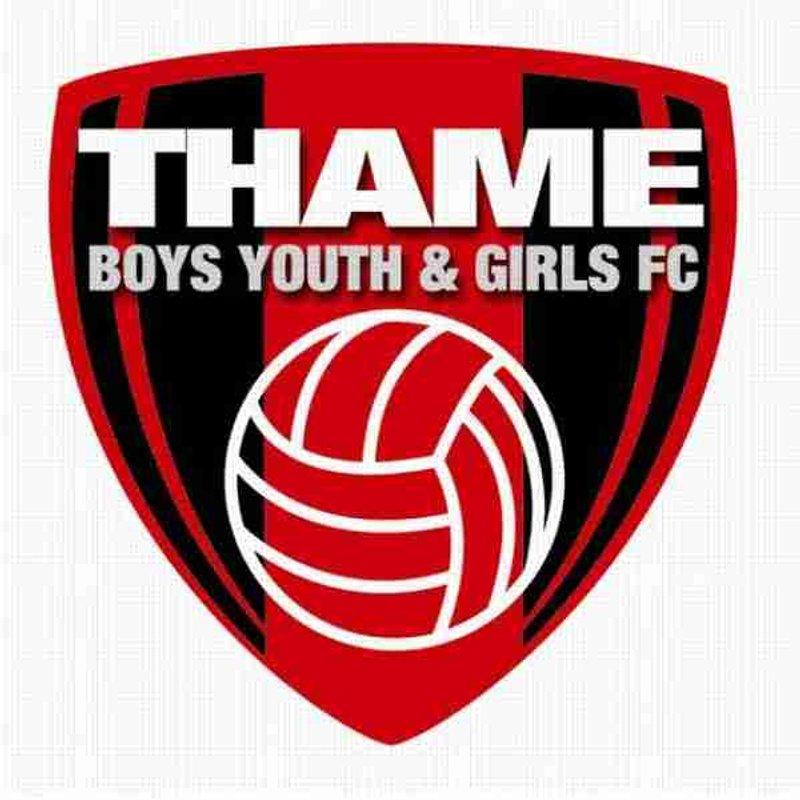 Thame U14 Youth beat Hughenden Valley 2 - 1