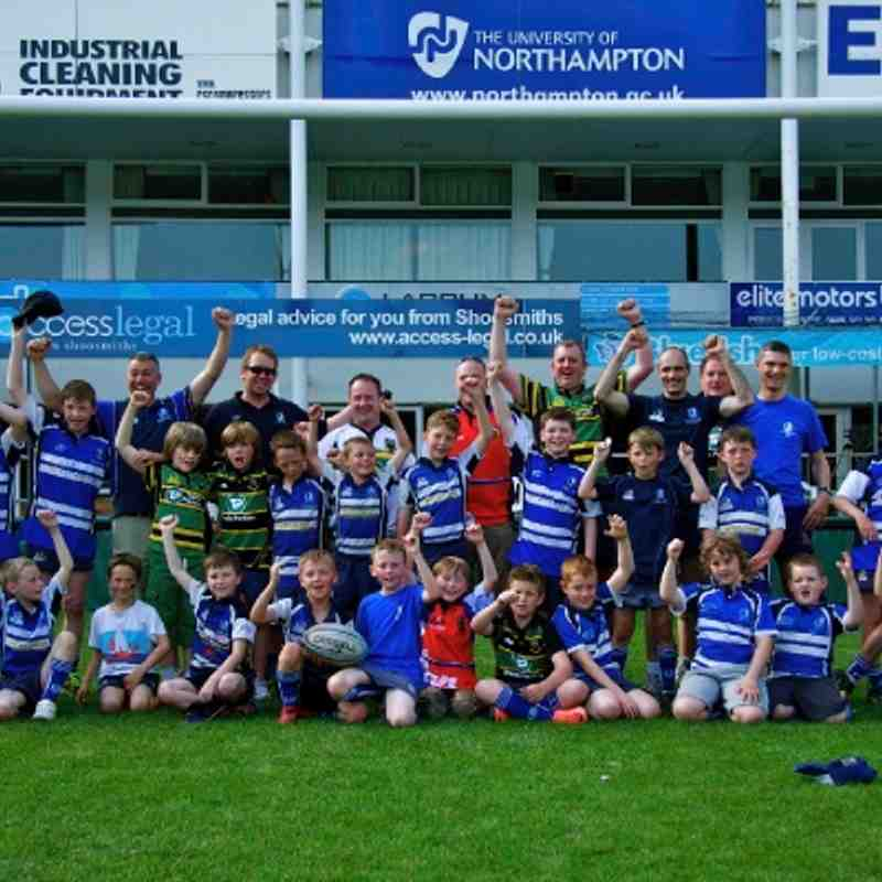 Touch Tournament at Franklin Gardens