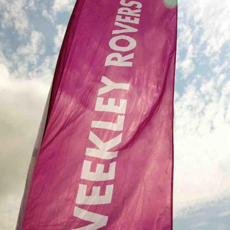 Weekley Rovers 2014 Tournament
