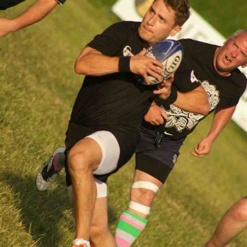 25-07-14 O2 Touch - Kettering v Mawsley v COYS