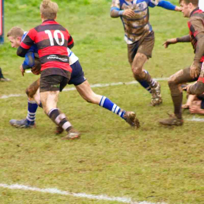 The Blues vs Bedford Athletic