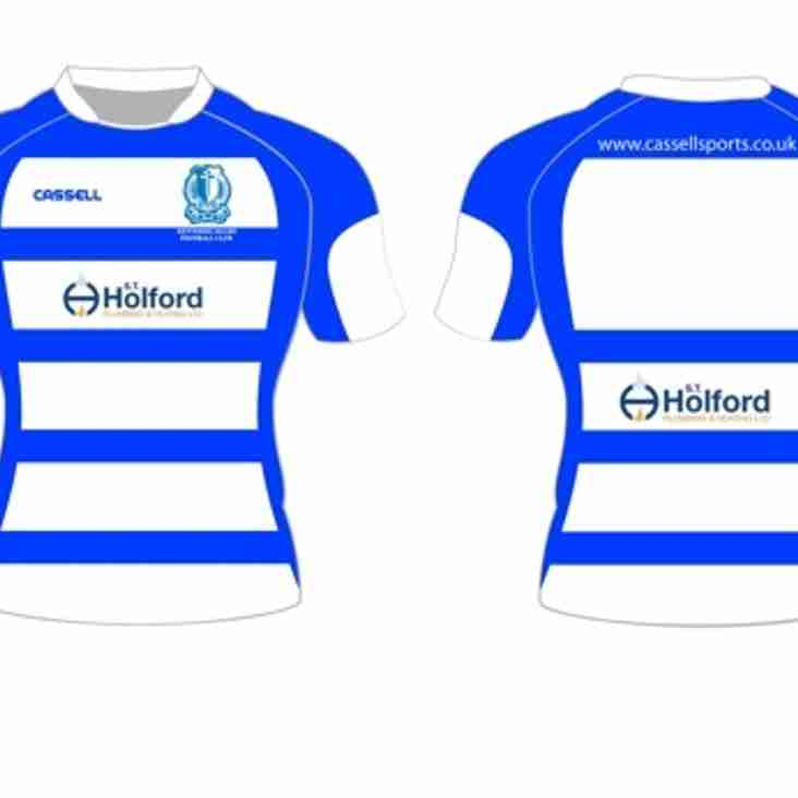 U10's renew shirt sponsorship with ST Holford